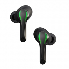 GT02 Gaming TWS Earphone With Fascinating LED Flashing Effect And Low Latency 55-65ms Only