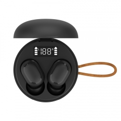 G14J Portable Mini TWS Earphones With Battery Level Display